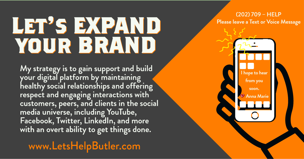Social Media, Consulting and Digital Marketing HELP in and around Butler County Pennsylvania